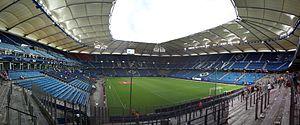 Volksparkstadion - Image: Volksparkstadion Panorama