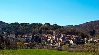 Voltaggio Comune in Piedmont, Italy
