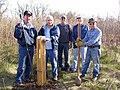 Volunteers play an integral role at Ohio River Islands National Wildlife Refuge in West Virginia. Credit- USFWS (11799293666).jpg