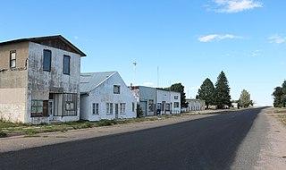 Vona, Colorado Town in Colorado, United States