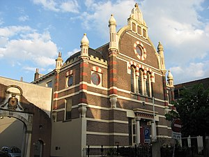 Synagoge van Deventer