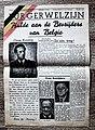"""Voorpagina Brugs weekblad """"Burgerwelzijn"""" September 1944.jpg"""