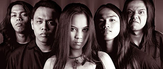 Voice of Tranquility Filipino rock and metal band