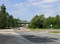 Votice, Javor, road No. 150, underpass.jpg