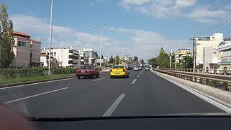 Vouliagmenis Avenue - Vouliagmenis Avenue, Athens, Greece