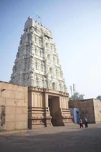 Vrindavan - Rangaji Temple of Vrindavan
