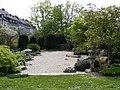 Würzburg - Zen-Garten am Kranenkai.JPG
