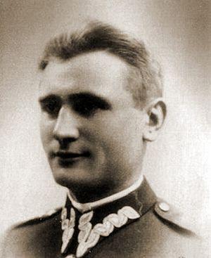 Władysław Raginis - Captain Władysław Raginis