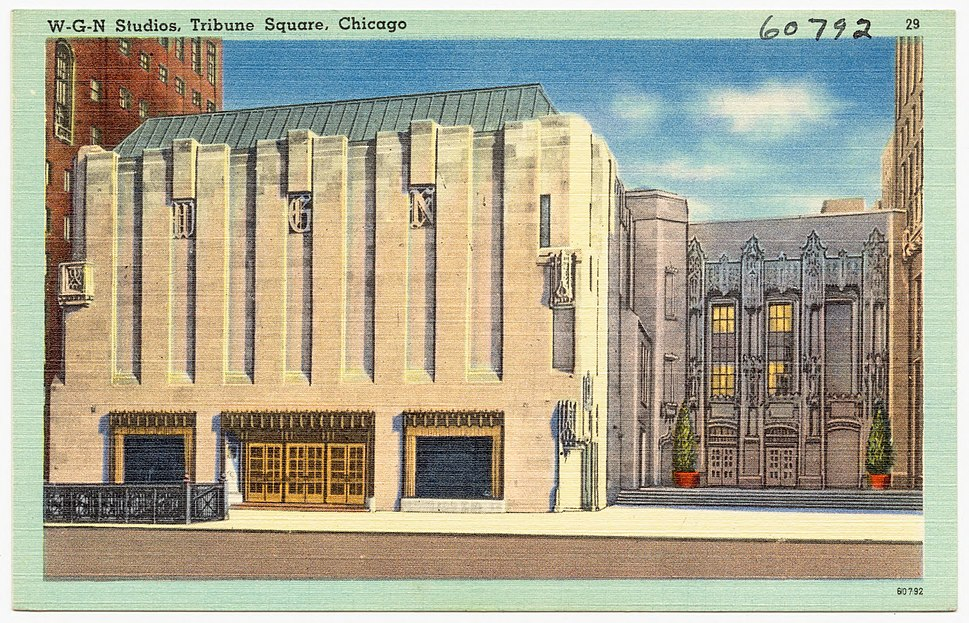 W-G-N Studios Tribune Square, Chicago (60792)