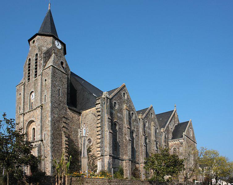 Église Saint-Pierre-Saint-Paul, Fr-56-Nivillac.