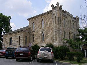 Kosciusko County Jail - Kosciusko County Jail, Warsaw, Indiana