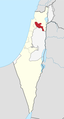WV Jezreel Valley region and mount Gilboa in Israel.png
