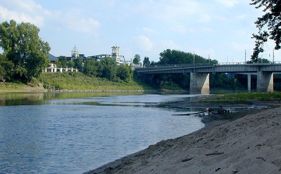 Wabash River at Lafayette