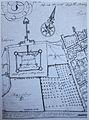 Wadstena Slottz och Stadz Grundrithningh. Afmätt A. 1705 af Johan Eekboum. Lantmäteriverkets arkiv..JPG
