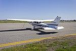 Wagga Air Centre (VH-WGW) Cessna 172R Skyhawk at Wagga Wagga Airport.jpg