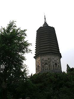 Wahrzeichen von Liaoyang.JPG