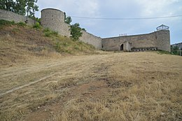 Walls of Shushi fortress - panoramio (5).jpg