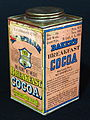 Walter Baker & Cos, Breakfast cocoa,one pound net weight, foto06.JPG