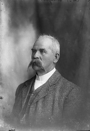 Walter Edward Gudgeon - Walter Edward Gudgeon in 1911