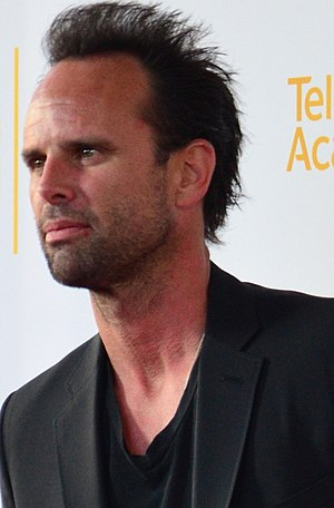 "Walton Goggins - Goggins at the Television Academy presents An Evening with ""Justified"" in Hollywood on March 19, 2014"