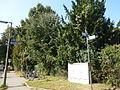 Wannsee Bäkestraße Mauerweg.JPG