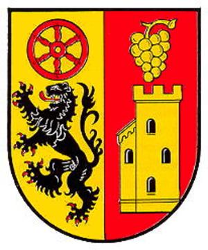 Bayerfeld-Steckweiler - Image: Wappen Bayerfeld Steckweiler