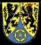 Wappen des Landkreises Kronach