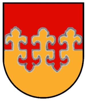 Göttingen (Langenau) - Image: Wappen Langenau Goettingen