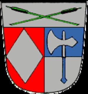 Rohrdorf, Bavaria - Image: Wappen Rohrdorf