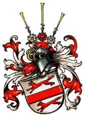 Wappen der Familie von Kleist (Quelle: Wikimedia)