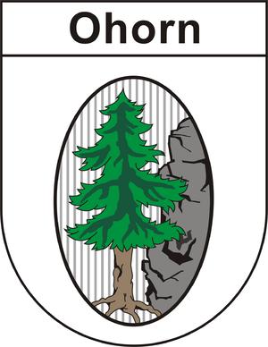 Ohorn - Image: Wappen ohorn