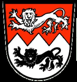 Schillingsfürst - Image: Wappen von Schillingsfürst
