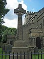 War Memorial, St Mary's Church, Bolsterstone - geograph.org.uk - 1626670.jpg
