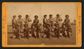 Warm Spring Indian Scouts in the fields, by Muybridge, Eadweard, 1830-1904.png