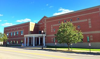Warren County, Missouri - Image: Warren county courthouse