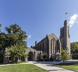 Washington Memorial Chapel - Image: Washington Memorial Chapel PA2