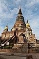 Wat Yai Chai Mongkon - Stupa.jpg