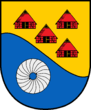 Coat of arms of Weddelbrook
