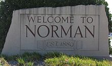 Norman Oklahoma Wikipedia