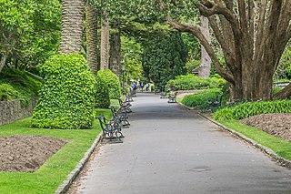 Wellington Botanic Garden public botanical garden