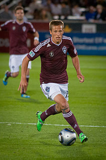 Wells Thompson American soccer player