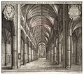 Wenceslas Hollar - Lincoln Cathedral, interior.jpg