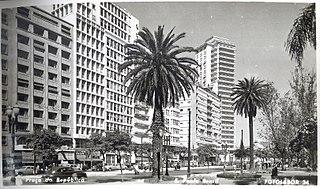 Praça da República - São Paulo - Brasil