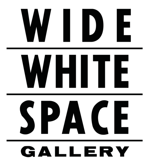 Wide White Space Logo - Use white space and negative space for good social media post design