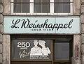Wien Petersplatz Weisshappel Schild 1.jpg