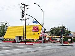 Wienerschnitzel Chicken Hot Dog