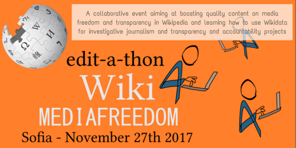 Wiki4MediaFreedom edit-a-thon - II edition.png