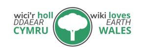 WikilovesEarth Wales logo.png