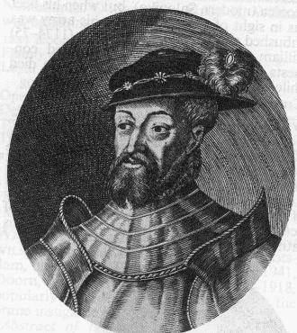 William IV, Landgrave of Hesse-Kassel - Portrait of William IV