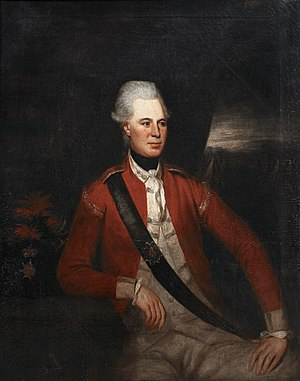 George Keith Ralph - George Keith Ralph, 1780 portrait of William Macarmick